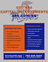 Capital Improvements Moving Forward