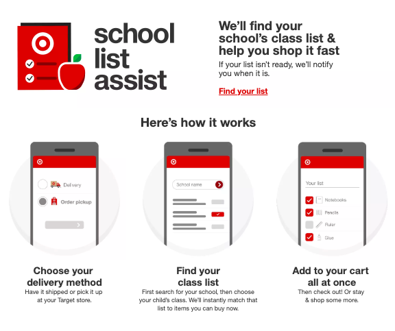 School List Assist